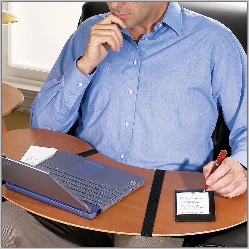 Laptop Lap Desk With Light