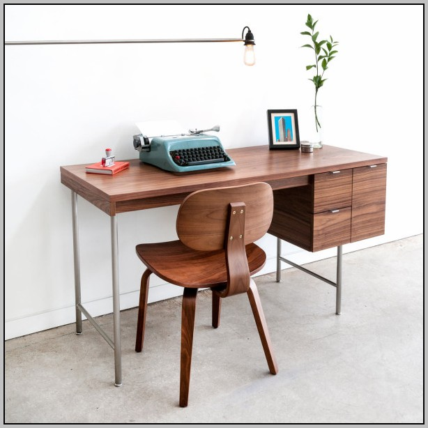 Modern Computer Desk Plans