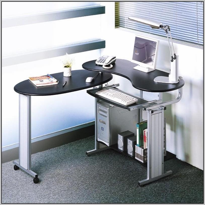 Office Depot Desks Glass