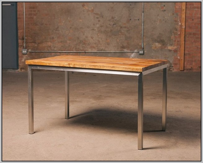 Reclaimed Wood Desk Chicago