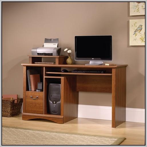 Sauder Computer Desk Cherry