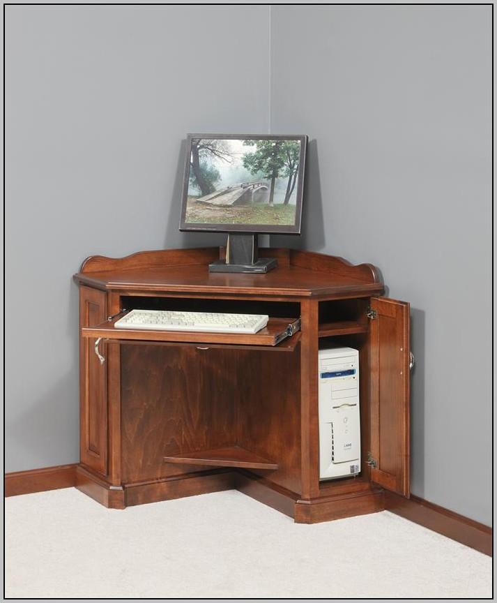 Small Corner Computer Desk Target