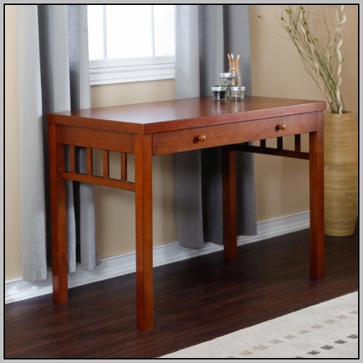 Small Writing Desk With Storage