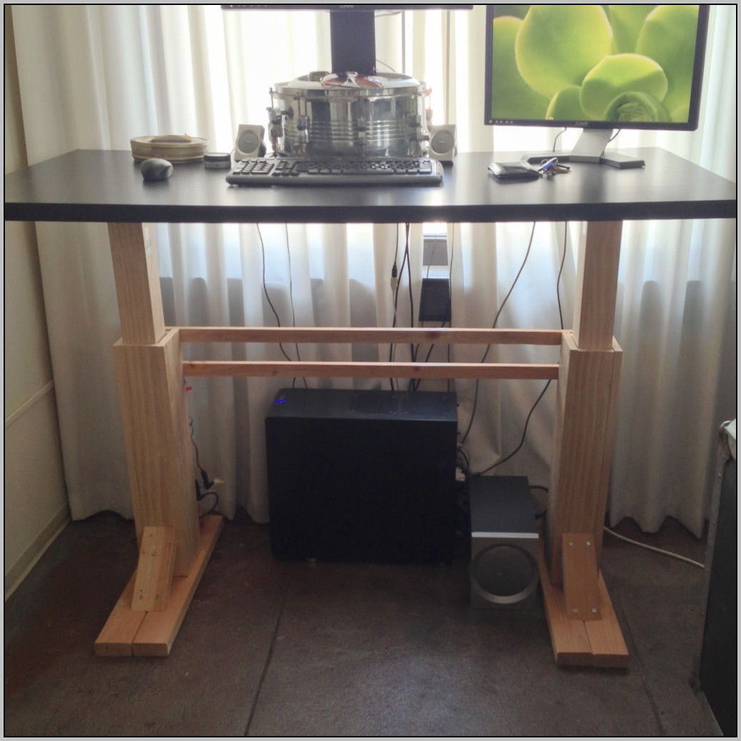 Standing Computer Desk Height