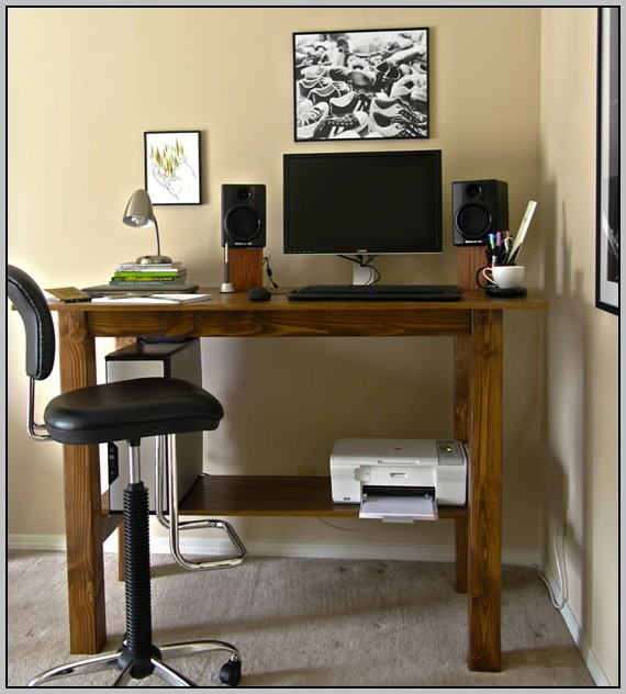 Standing Computer Desk Target
