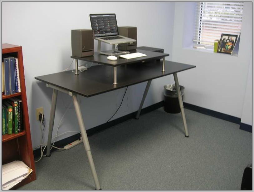 Standing Desk Ikea Diy