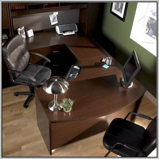 U Shaped Desk Amazon