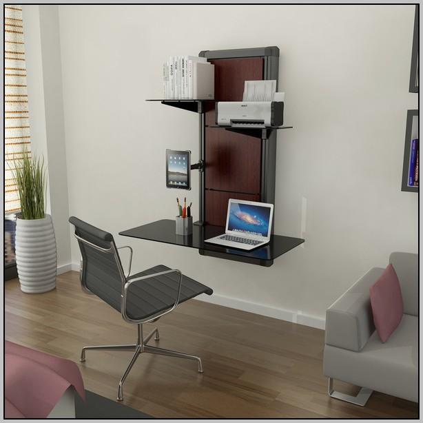 Wall Mounted Desk Ideas