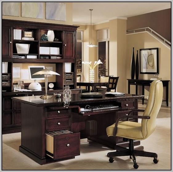2 Person Computer Desk Home