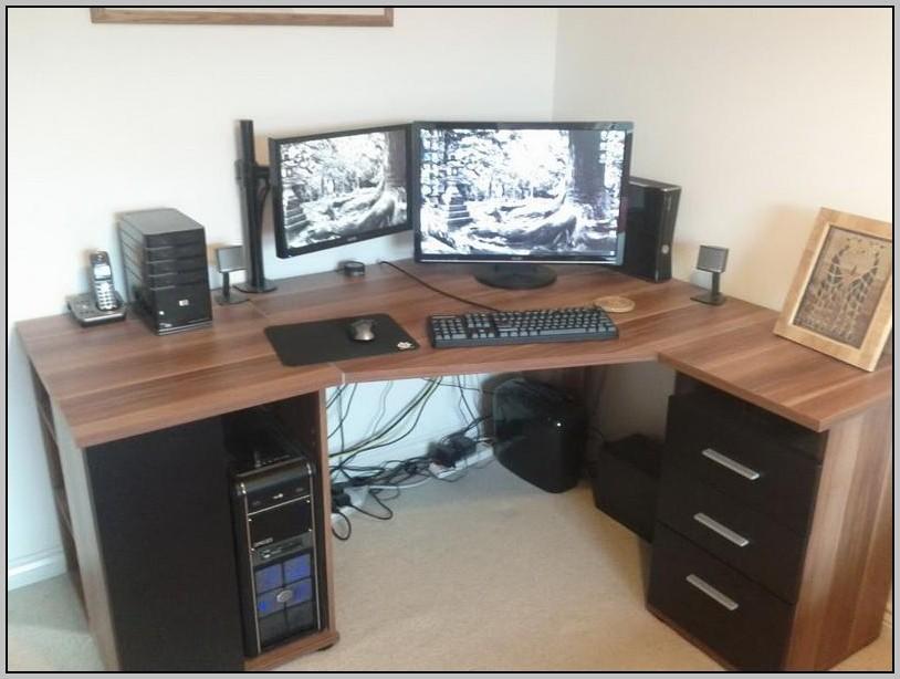 2 Person Computer Desk Ikea