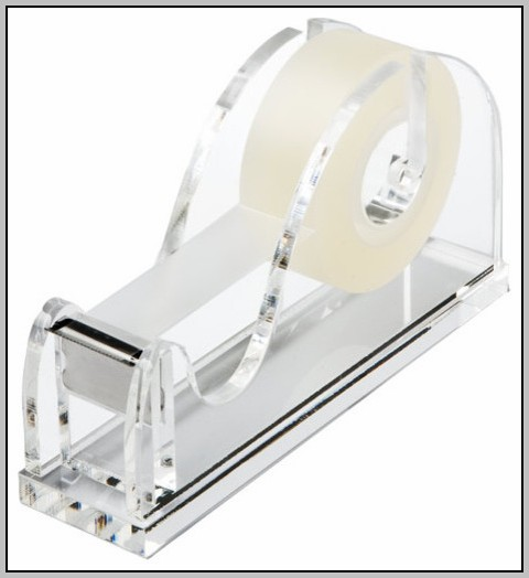 Acrylic Office Accessories