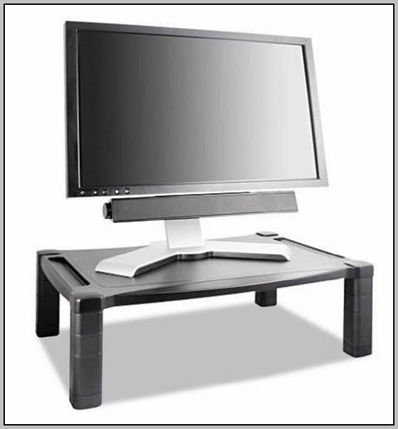 Adjustable Computer Desk Riser