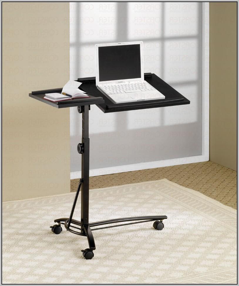 Adjustable Computer Desk Stand