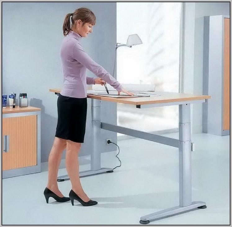 Adjustable Height Desks Uk