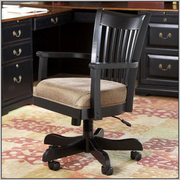 Antique Desk Chair Furniture