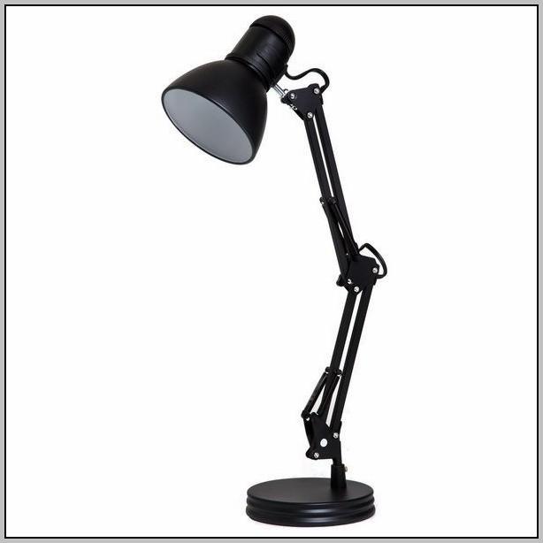 Architect Desk Lamp Black