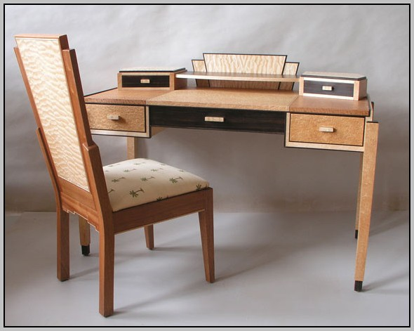 Art Deco Desk Set