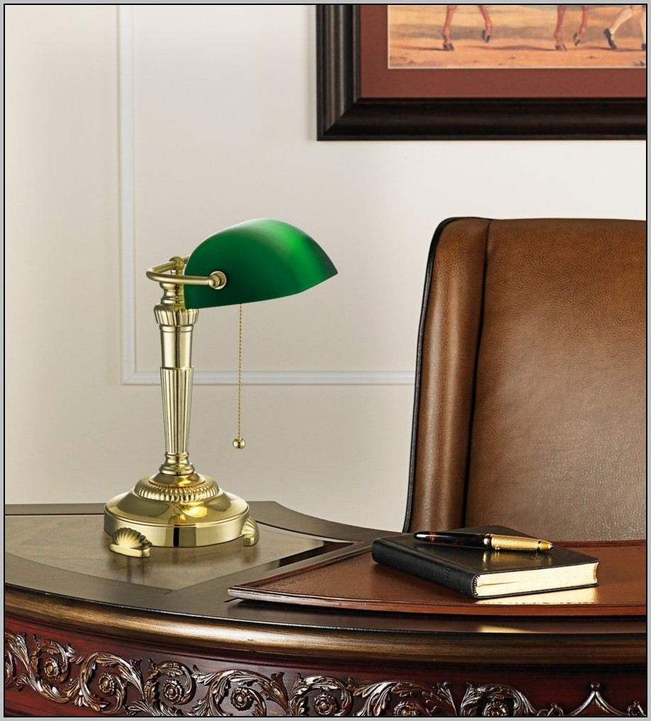 Bankers Desk Lamp Shade Replacement