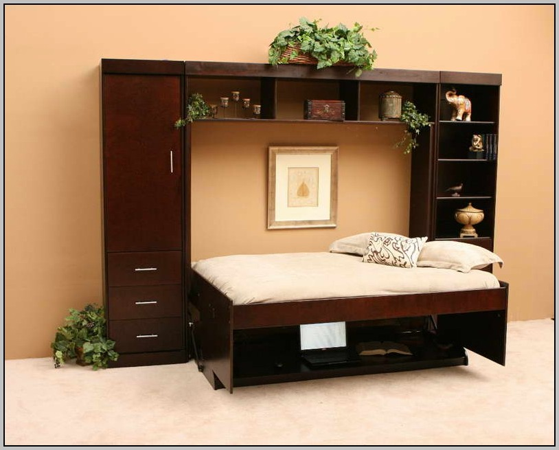 Bed And Desk Combo Furniture