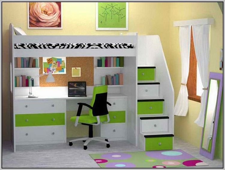 Bed And Desk Combo Uk