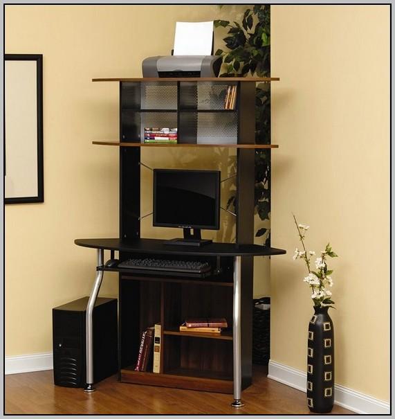 Black Corner Computer Desks For Home