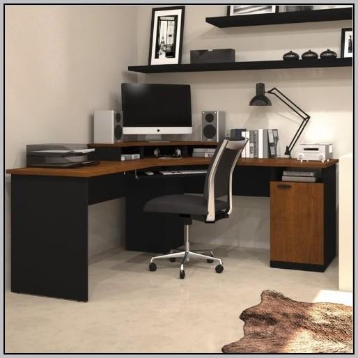 Black L Shaped Desk Amazon