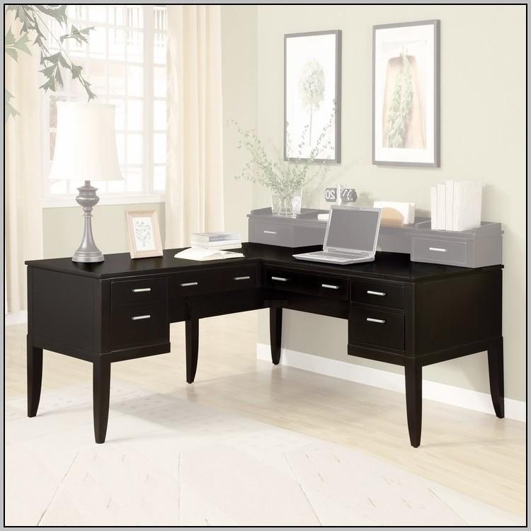Black L Shaped Desk Target
