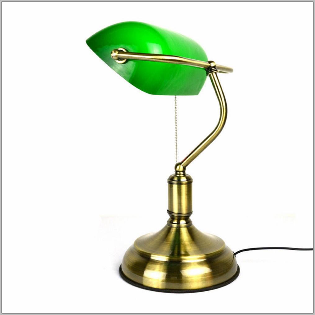 Brass Desk Lamp Ebay