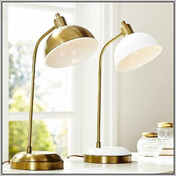 Brass Desk Lamp Target