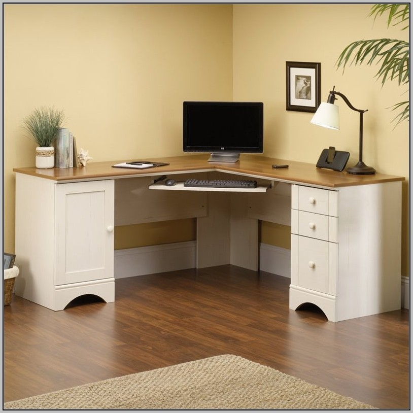 Bush Corner Desk Hm66615