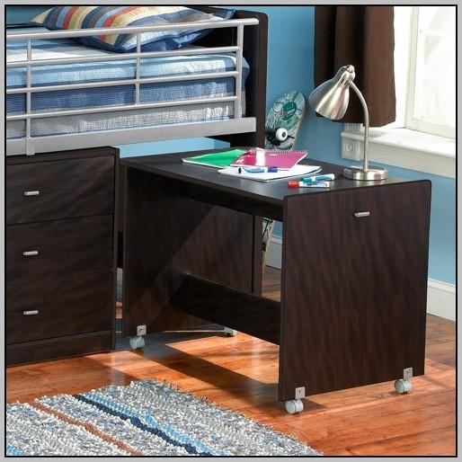 Charleston Storage Loft Bed With Desk Espresso