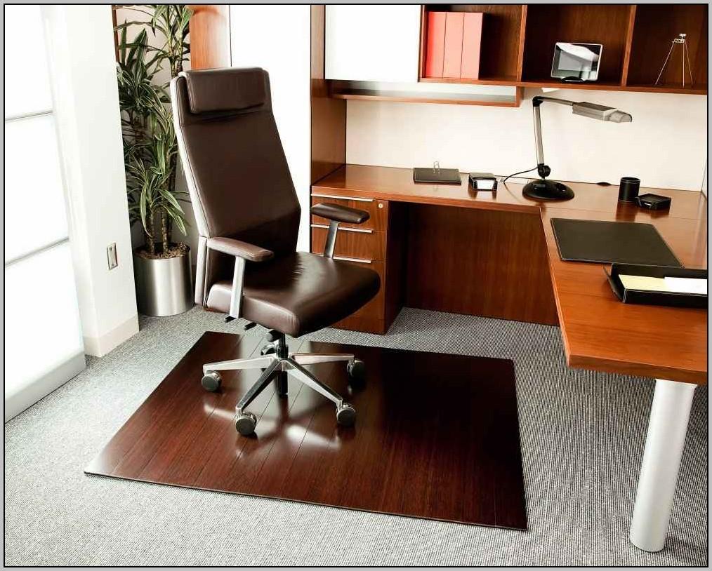 Cherry Wood Desk Chair