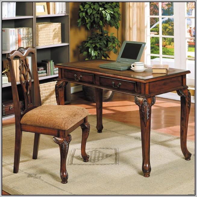 Cherry Wood Desk Sets