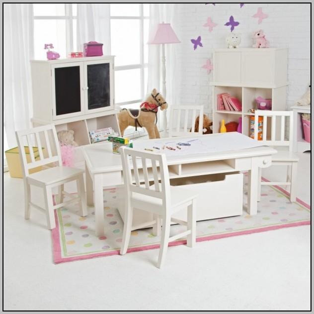Childrens Lap Desk With Storage