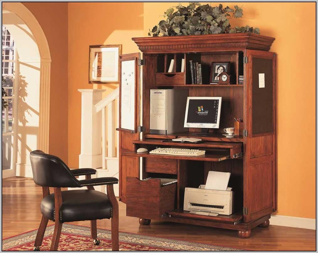 Computer Armoire Desk Australia