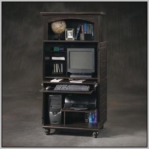 Computer Desk Armoire Target
