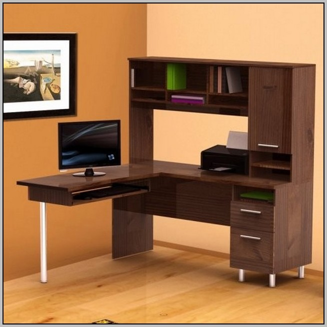 Computer Desk Hutch Walmart