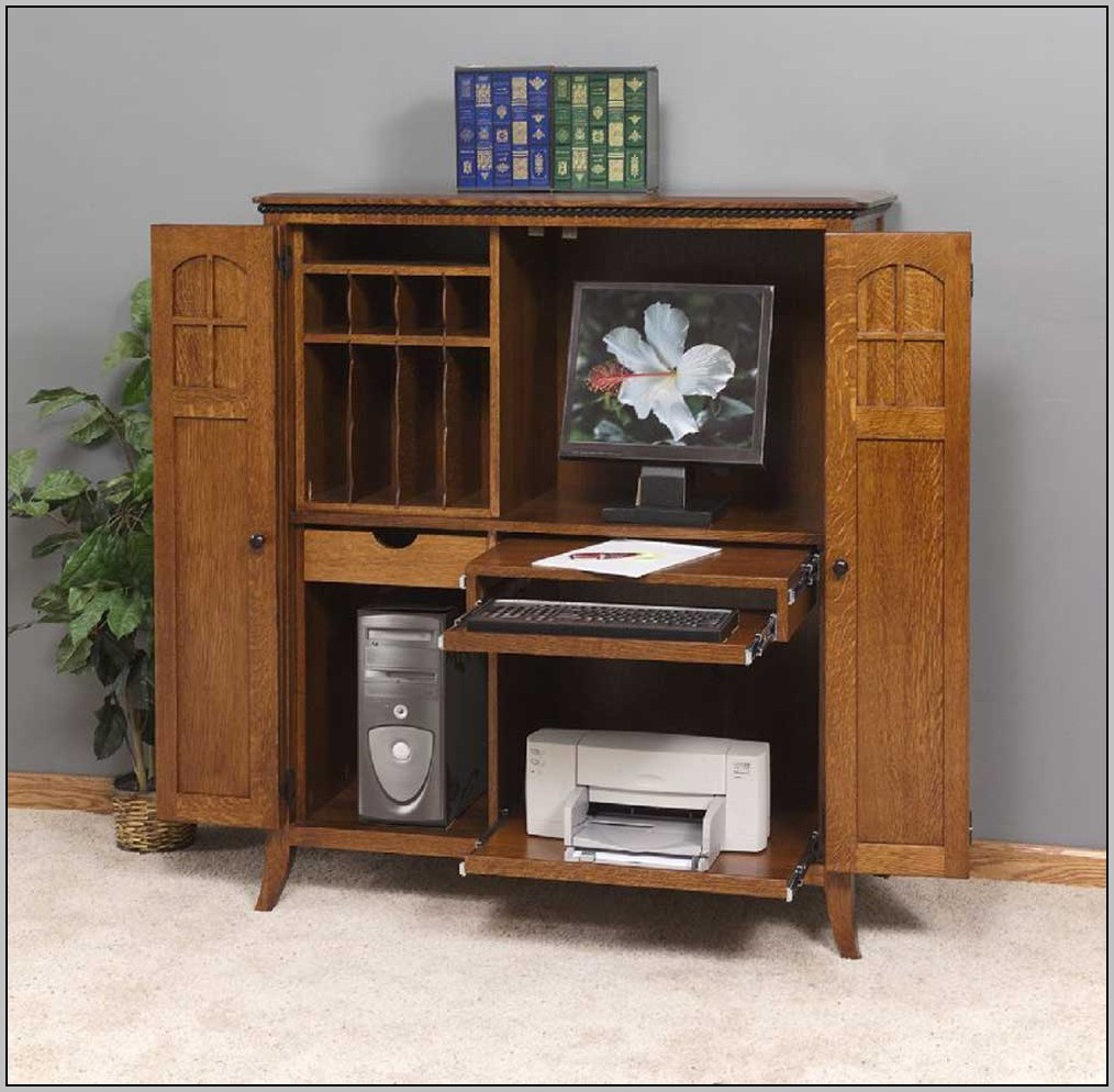 Computer Desk Ideas For Small Room