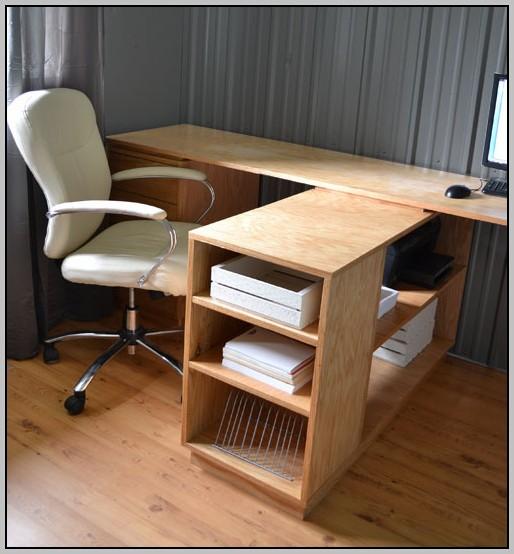 Computer Desk Plans Plywood