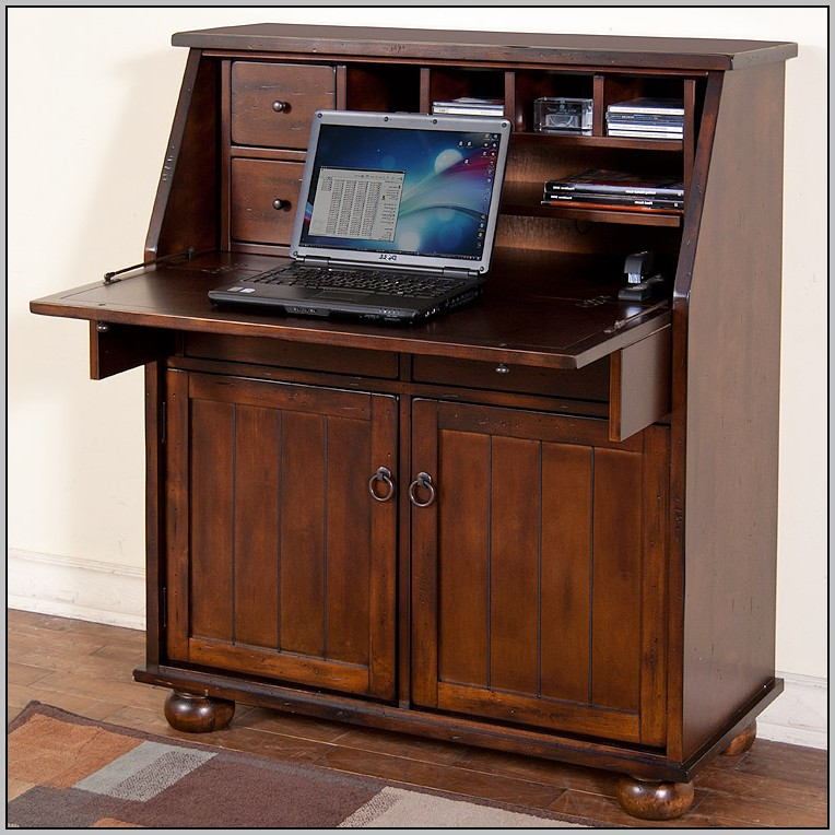 Computer Desk With File Drawer