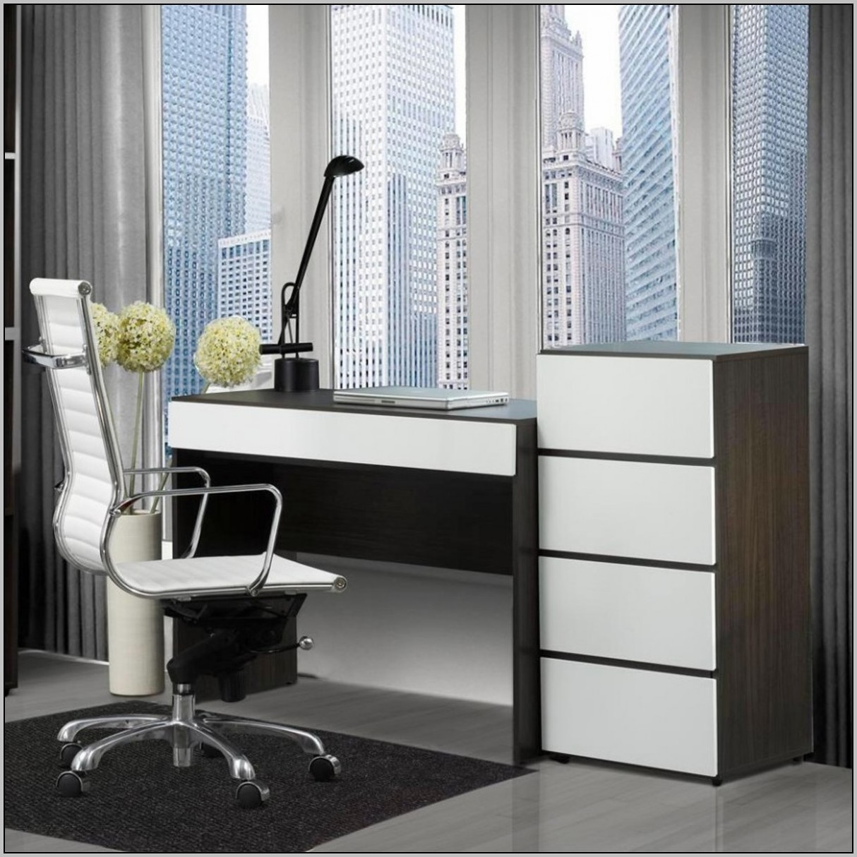 Computer Furniture For Small Spaces