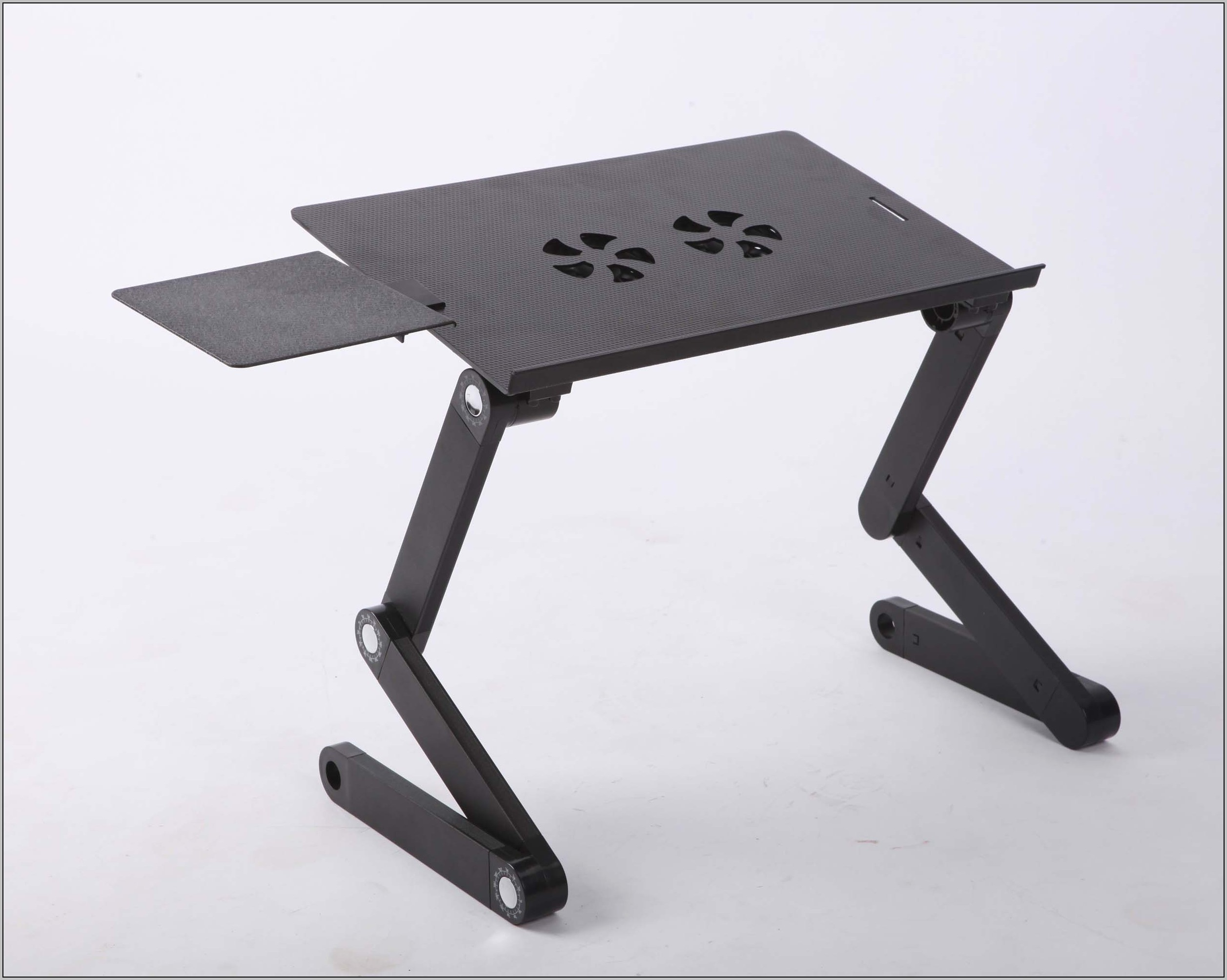 Computer Lap Desk With Mouse Pad