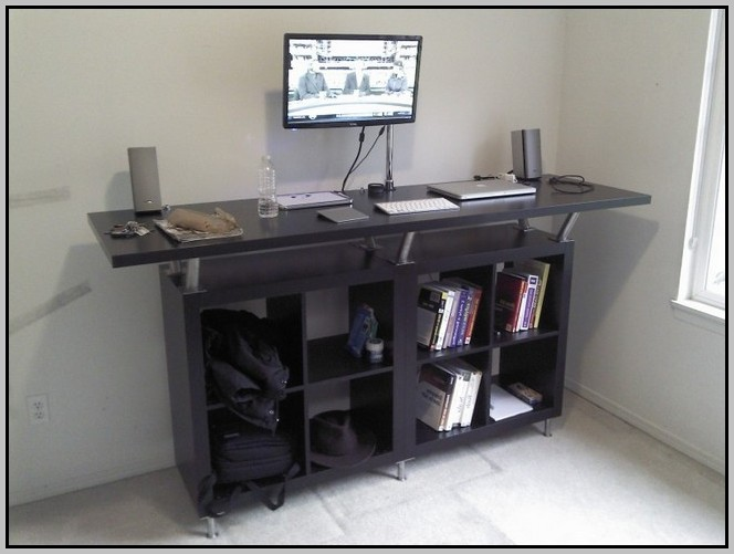 Computer Workstation Desk Ikea