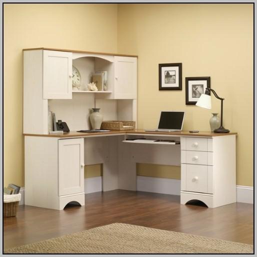 Corner Computer Desk With Hutch Canada