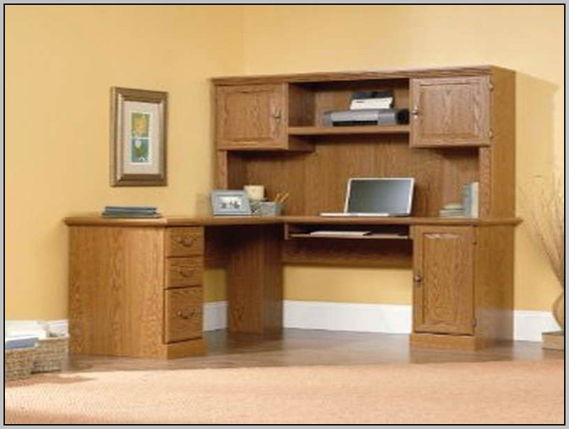 Corner Computer Desk With Hutch Uk