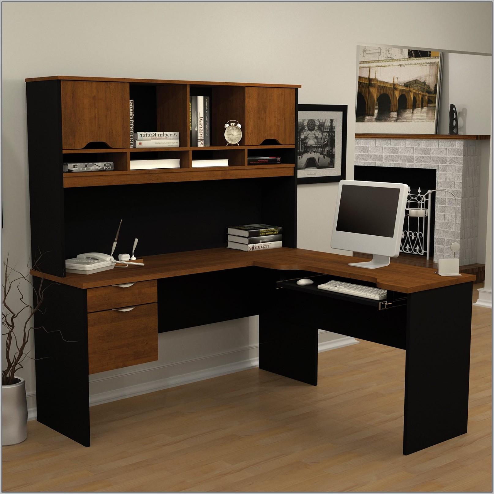 Corner Computer Desks Black