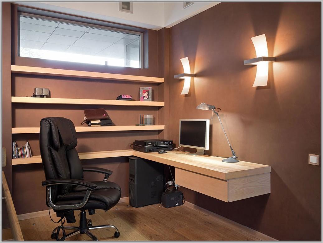 Corner Desk Plans That Save Space