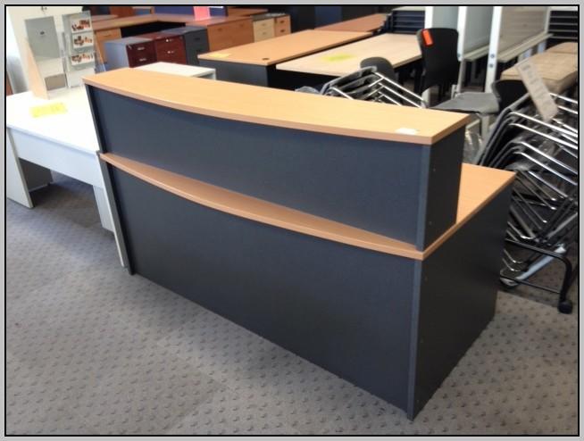 Curved Reception Desk Furniture