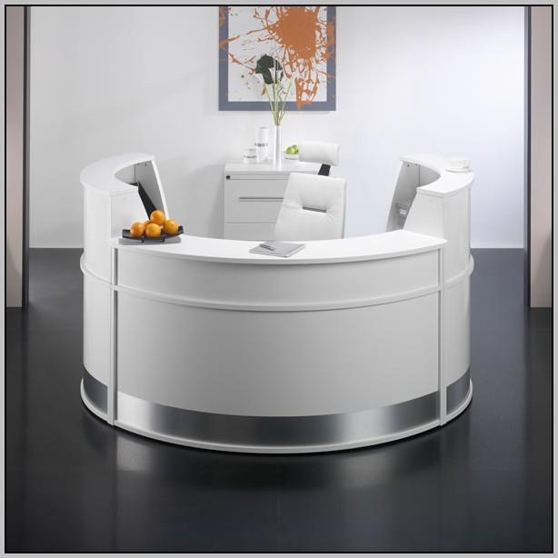 Curved Reception Desk Revit