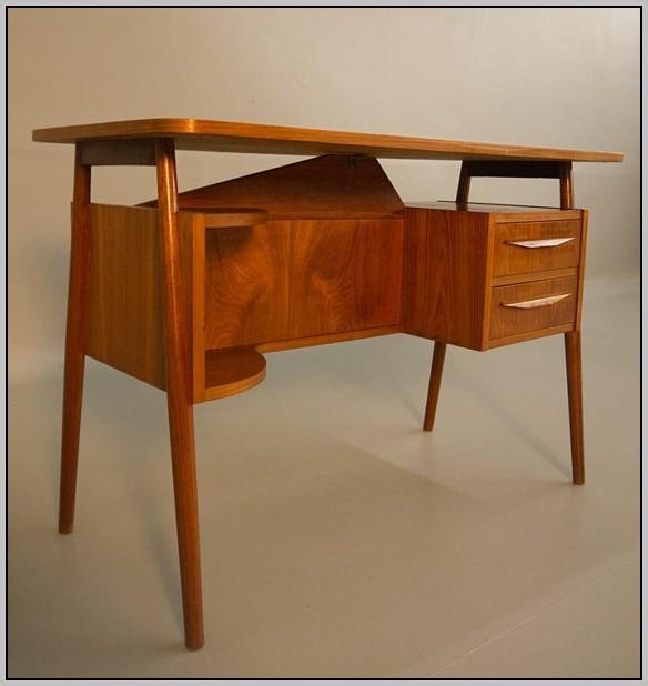 Danish Modern Secretary Desk